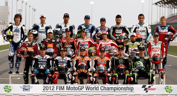 Jadwal Balapan Moto GP 2013